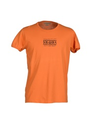 Cotton Belt T Shirts Orange