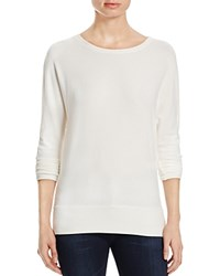 Cupcakes And Cashmere Chey Dolman Sleeve Sweatshirt Ivory