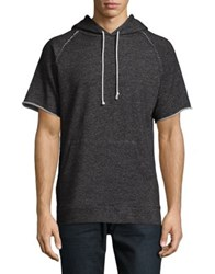 Reason Short Sleeve Sweatshirt Grey