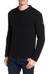 Canada Goose Galloway Merino Wool Sweater Black
