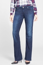 Big Star 'Maddie' Stretch Bootcut Jeans Blue