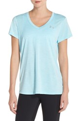 Women's Under Armour 'Twisted Tech' Tee Sky Blue