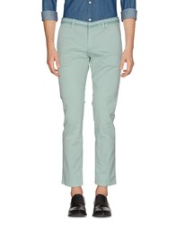 Alessandro Dell'acqua Casual Pants Light Green