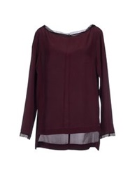 Liviana Conti Blouses Brown