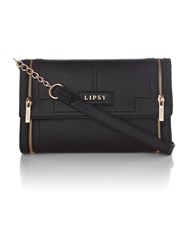 Lipsy Black Cross Body Bag