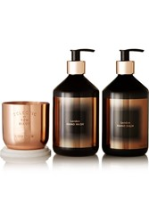Tom Dixon London Candle Gift Set Colorless Usd