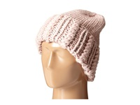 San Diego Hat Company Knh3354 Chunky Yarn Beanie With Hand Stitched Faux Gems On The Cuff Blush Beanies Pink