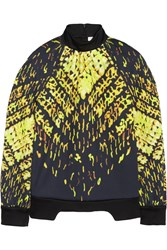 Peter Pilotto Nikolett Printed Stretch Ponte Top