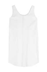 Jil Sander Cotton Tank Dress