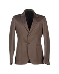 Mario Matteo Mm By Mariomatteo Suits And Jackets Blazers Men Khaki
