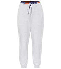 Lndr Dander Cotton Blend Trackpants Grey