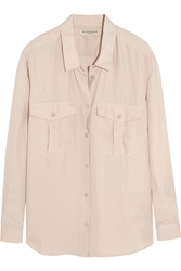 Burberry Washed Silk Shirt