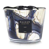 Baobab Stones Lazuli Scented Candle Limited Edition Blue