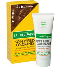J.F.Lazartigue Colour Reflecting Conditioner Auburn 100Ml