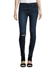 Jessica Simpson Curvy Hi Rise Dark Wash Jeans Easton
