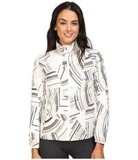 Brooks Lsd Jacket White Cosmo Women's Coat