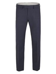 Racing Green Men's Foster Navy Trouser Navy