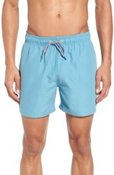 Ted Baker London Danbury Swim Shorts Light Blue