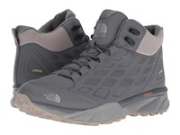 The North Face Endurus Hike Mid Gtx R Zinc Grey Griffin Grey Shoes Gray