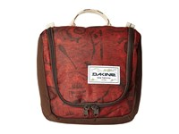 Dakine Travel Kit Northwoods Toiletries Case Red