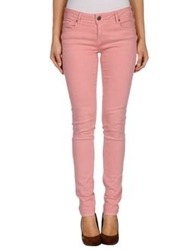 Cimarron Denim Pants Pink
