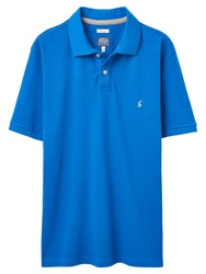 Joules Maxwell Polo Top Blueberry
