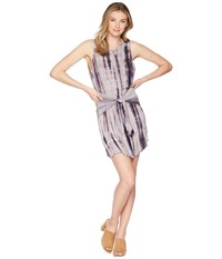 Lucy Love Wrap It Up Dress Carbon Gray