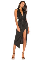 Misha Collection Carrie Dress Black