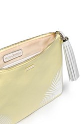 Melissa Odabash Clutch Bags Pastel Yellow