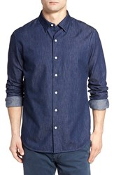 Bonobos Men's Slim Fit Denim Sport Shirt