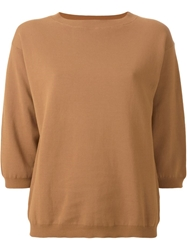 Sofie D'hoore 'Method' Sweater Brown