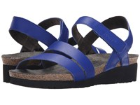 Naot Footwear Kayla Royal Blue Leather Women's Sandals