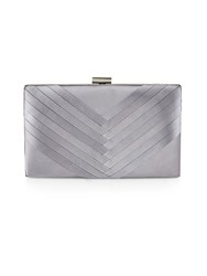 Jacques Vert Pleated Bag Grey