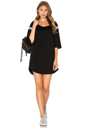 Obey Dugan Dress Black