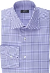 Fairfax Glen Plaid Shirt Purple