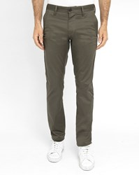 G Star Charcoal Bronson Slim Fit Chinos Grey