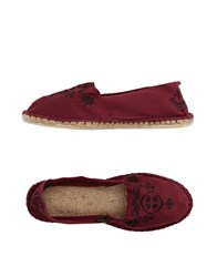 Art Of Soule Footwear Espadrilles Men Deep Purple
