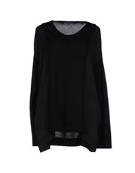 Malloni Sweaters Black