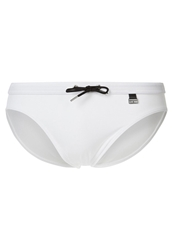 Hom Marine Chic Swimming Shorts White