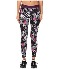 Adidas By Stella Mccartney Yoga Clima Bamboo Tights Ax7261 Black Multicolor Women's Casual Pants