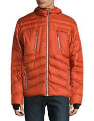 Marmot Hangtime Down Jacket Mars Orange