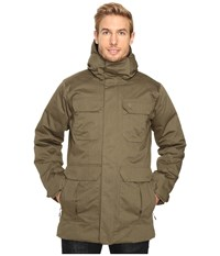 Nau Oslo Down Jacket Surplus Men's Coat Green