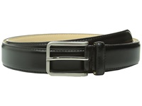 Stacy Adams 32Mm Classic Dress Leather Top Microfiber Lining X Black Men's Belts