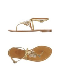 Aerin Footwear Thong Sandals Women