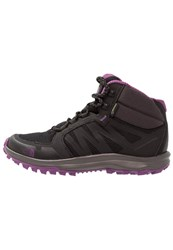 The North Face Litewave Fastpack Gtx Walking Boots Black Wood Violet