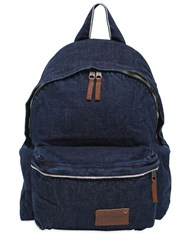 Eastpak 24L Padded Cotton Backpack