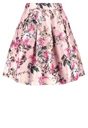 Ted Baker Juliane Aline Skirt Mid Pink Rose
