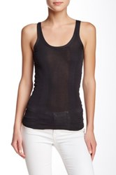 Inhabit Solid Tank Gray