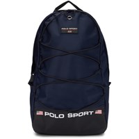 Polo Ralph Lauren Navy Nylon Sport Backpack