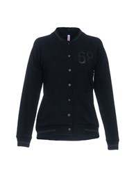 Sun 68 Sweatshirts Black